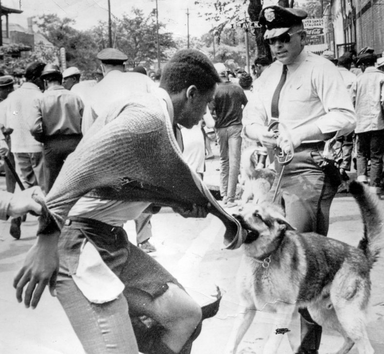 Anti-segregation protests