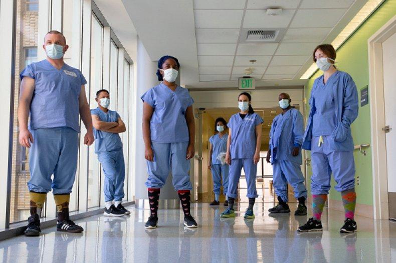 Healthcare Workers Washington