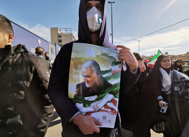Qassem Soleimani, Iran, Donald Trump, prosecutor, Interpol