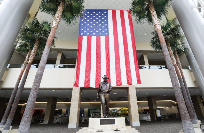 Requests to Remove John Wayne Statue Resurface