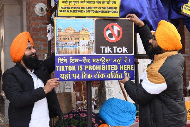 India TikTok