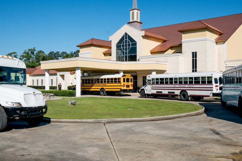 Life Tabernacle Church, Louisiana