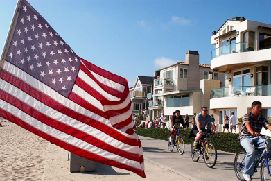 Newsweek Amplify - Vacationing on the 4th