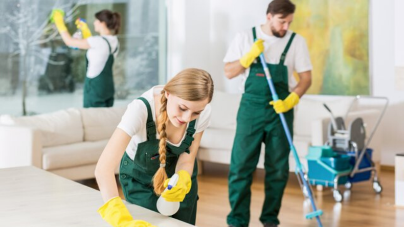Newsweek Amplify - Professionally Cleaned Apartments