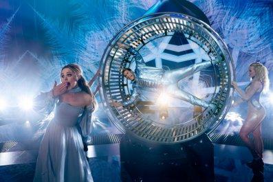 rachel mcadams eurovision singing