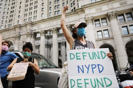 New York Protesters