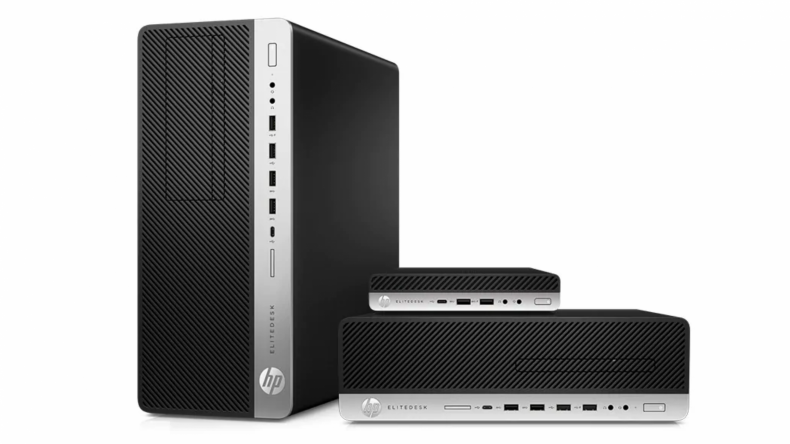 Newsweek AMPLIFY - HP Desktop Overview
