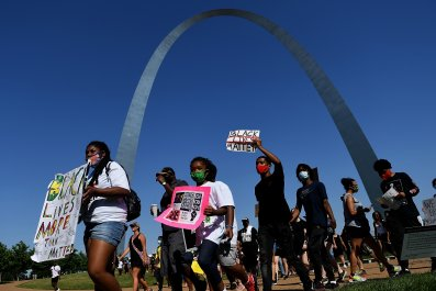 Protest in St. Louis