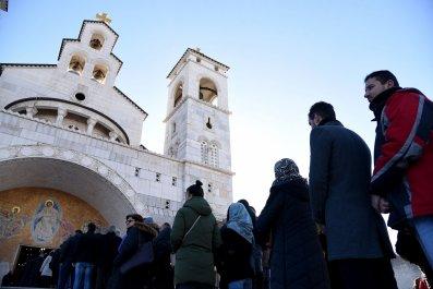 Serbian Orthodox Church in Montenegro