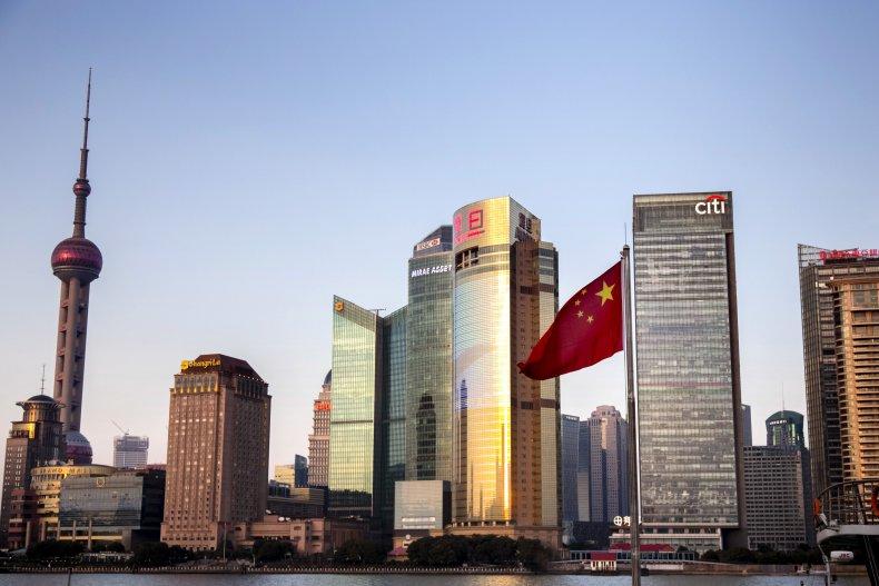 china, shanghai, multinational, corporations, economy