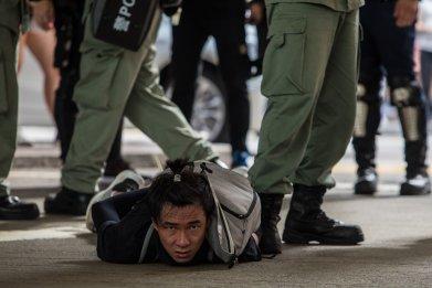 China, Hong Kong, national security, law, text