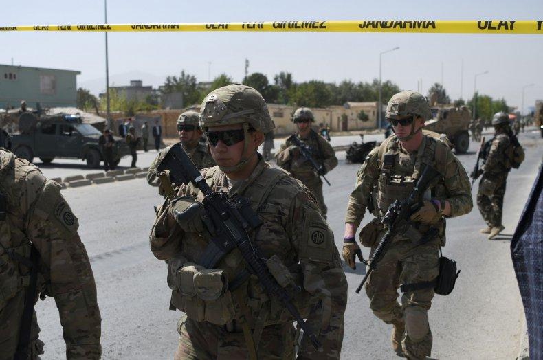 U.S. soldiers Afghanistan