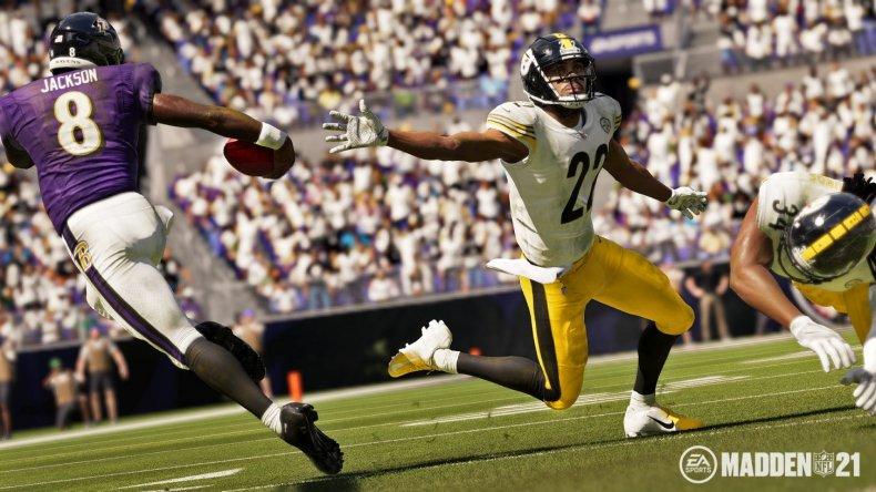 Madden NFL 21, Lamar Jackson