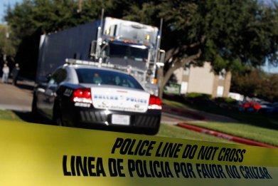 Dallas Texas police October 2014