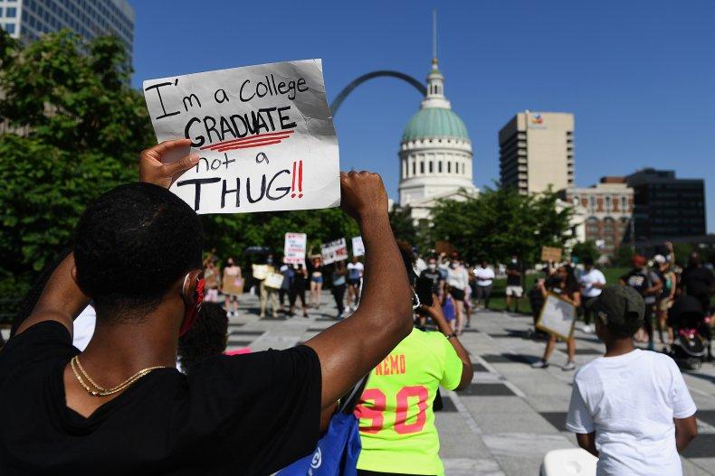 St. Louis Protest