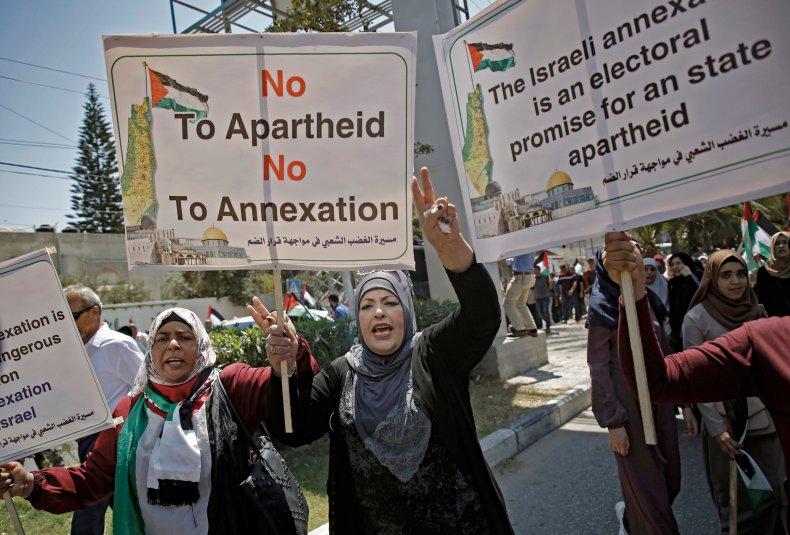 Israel, Annexation, West Bank, Benjamin Netanyahu, Palestine