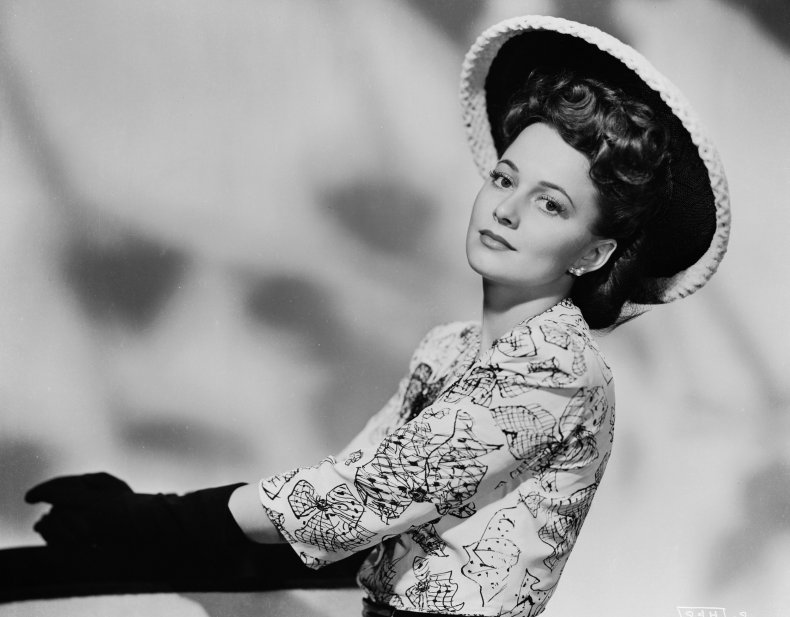 Olivia de Havilland Is 104