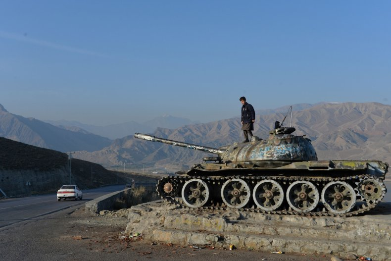soviet, war, tank, afghanistan