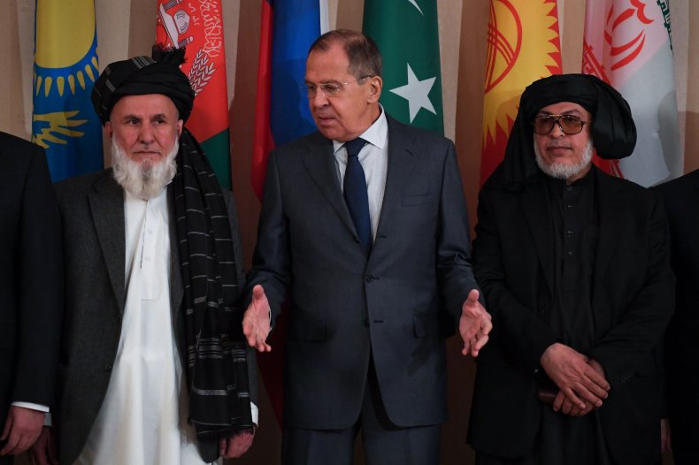 russia, afghanistan, taliban, peace, talks, moscow
