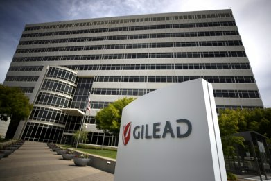 Gilead Sciences building