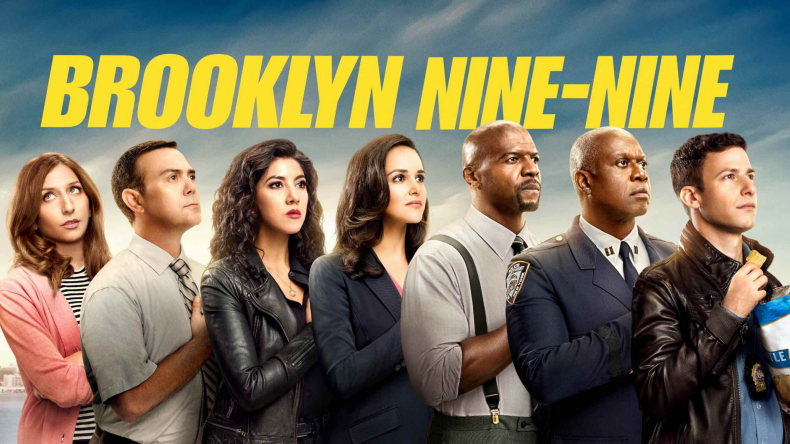 Newsweek AMPLIFY - Brooklyn Nine-Nine!