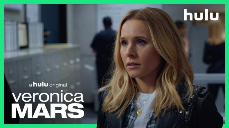 Newsweek AMPLIFY - Veronica Mars!
