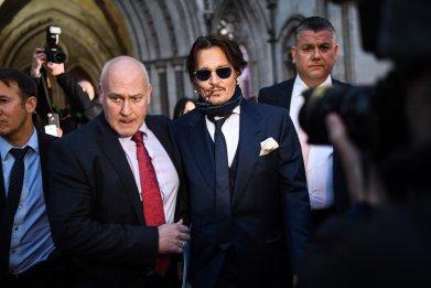 Johnny Depp Libel case against Sun