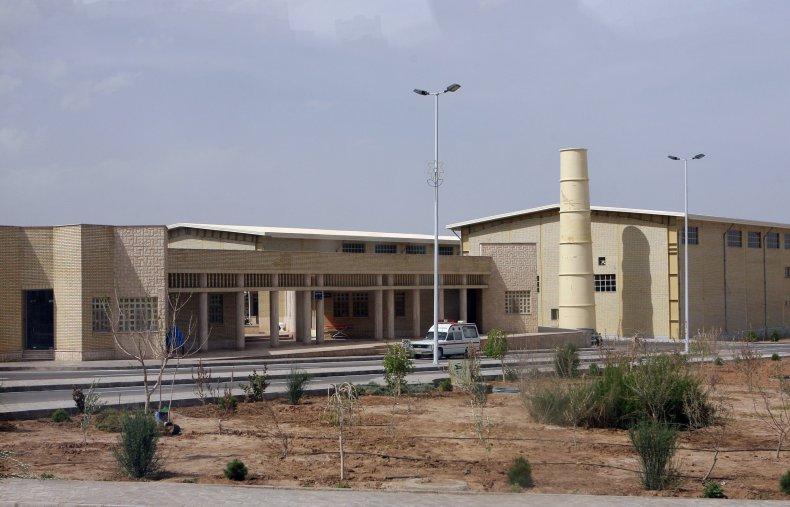 iran, natanz, nuclear, facility