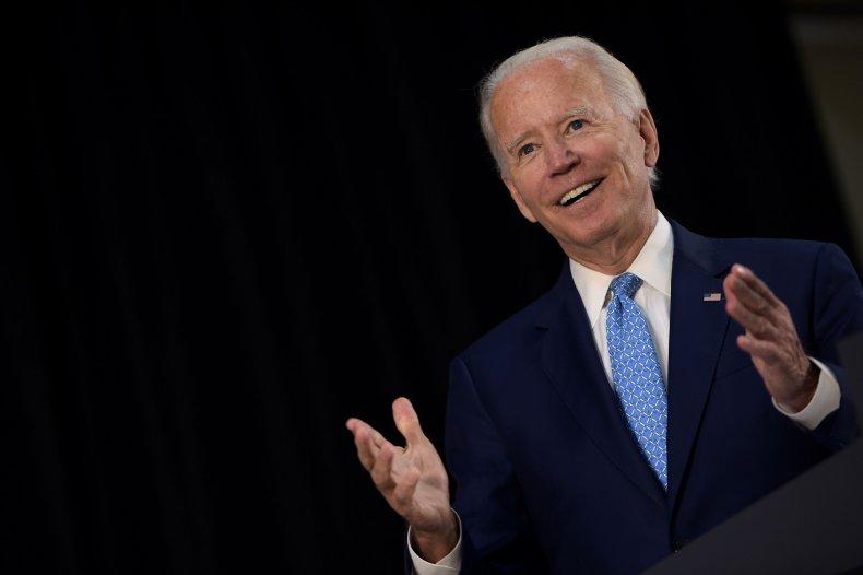 Presumptive 2020 Democratic presidential nominee