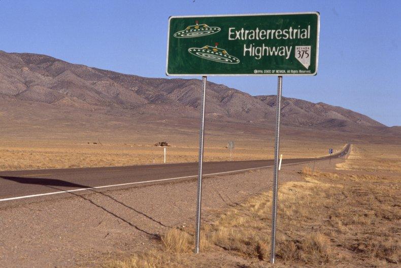 ET highway original sign