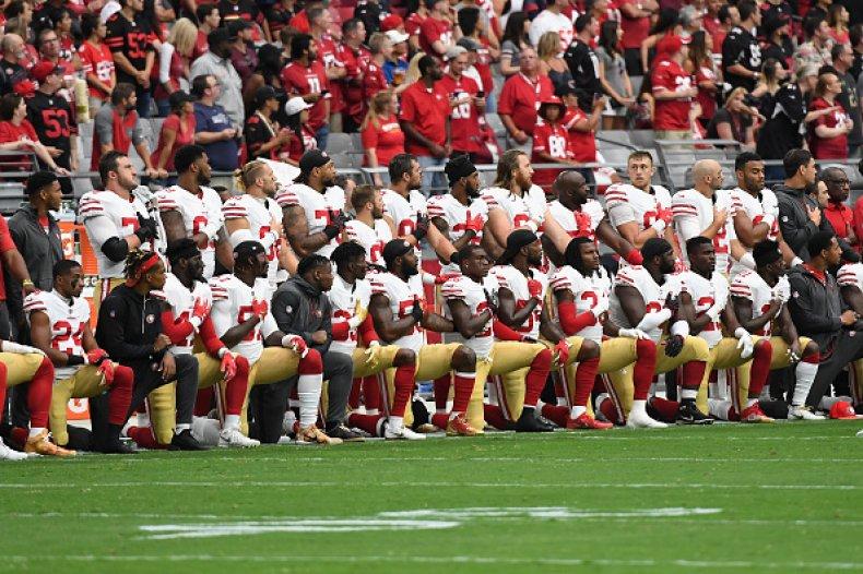 NFL Teams National Anthem