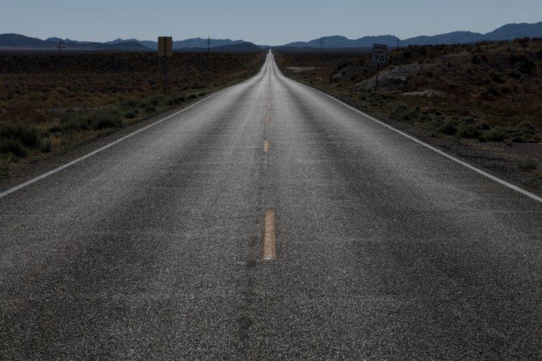 Vacant ET highway