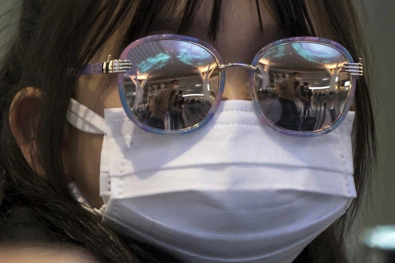 coronavirus mask Antique Sugar
