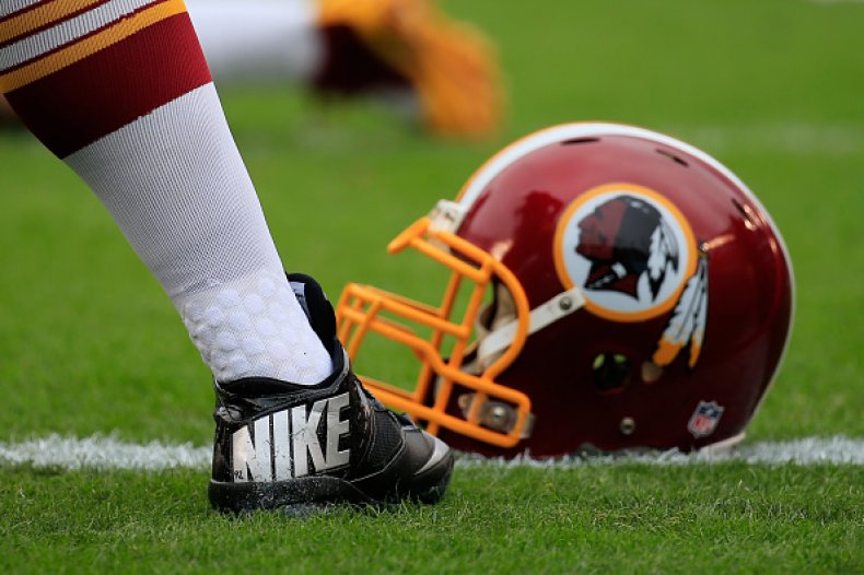 Washington Redskins Nike
