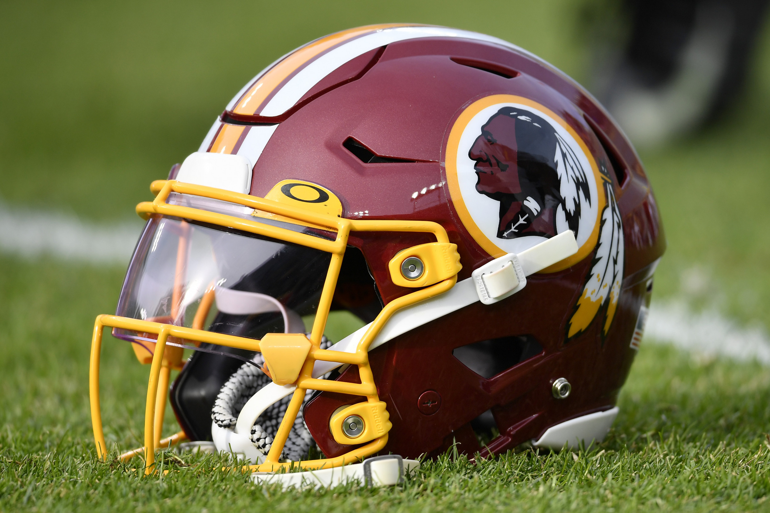 REDSKINS ARE WASH. FOOTBALL TEAM