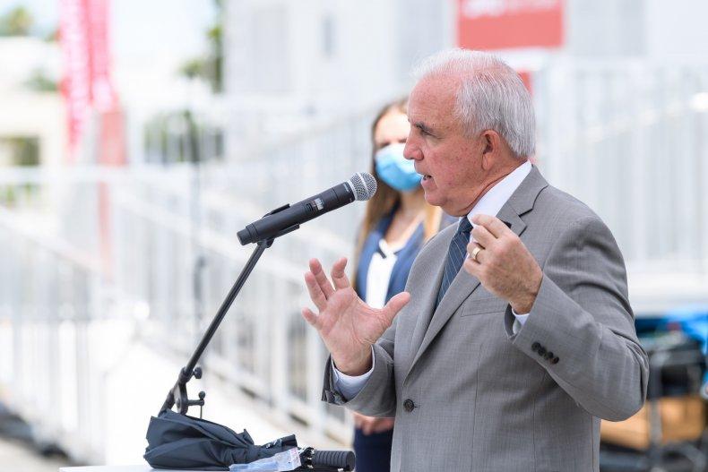 Mayor Carlos Gimenez