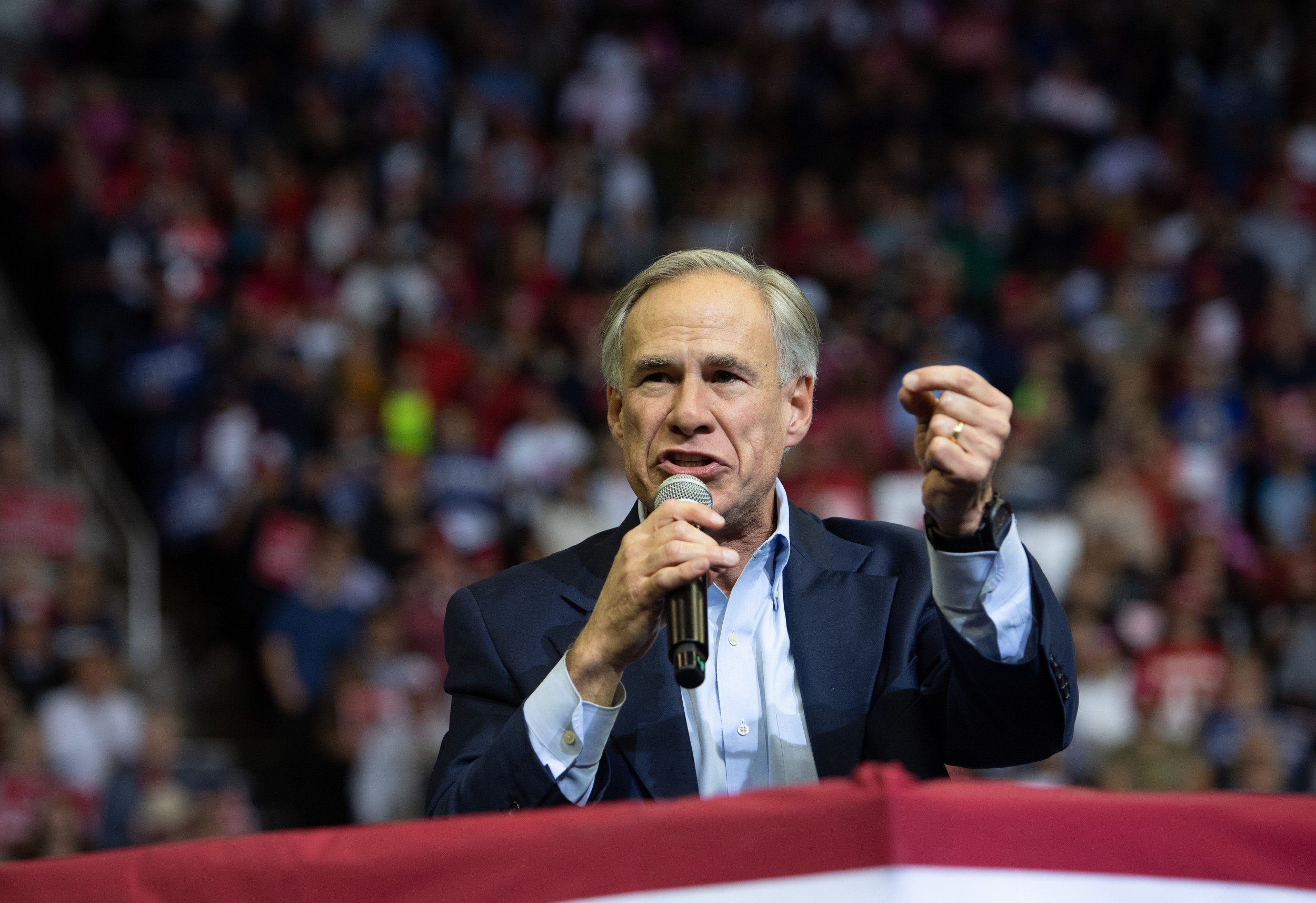 At least 12 Texas counties won't enforce governor's face mask mandate
