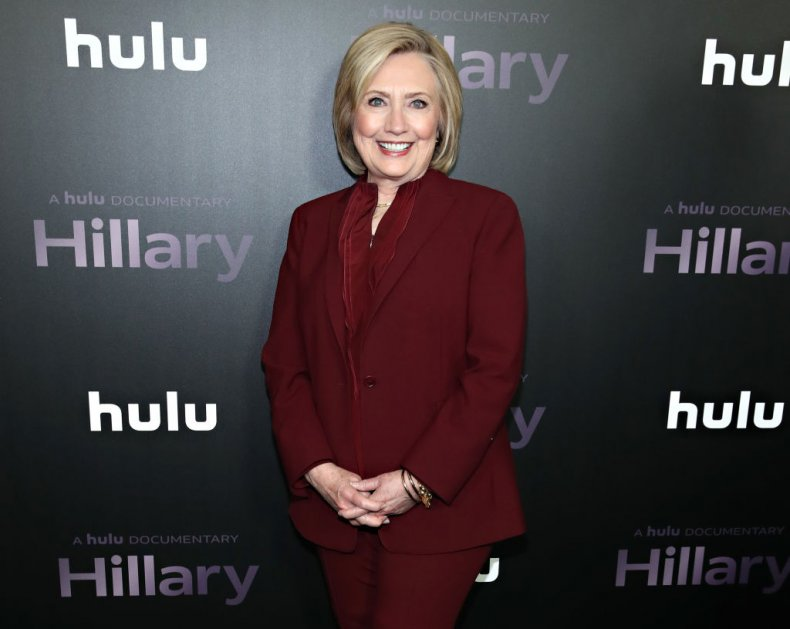 hillary Clinton Hulu