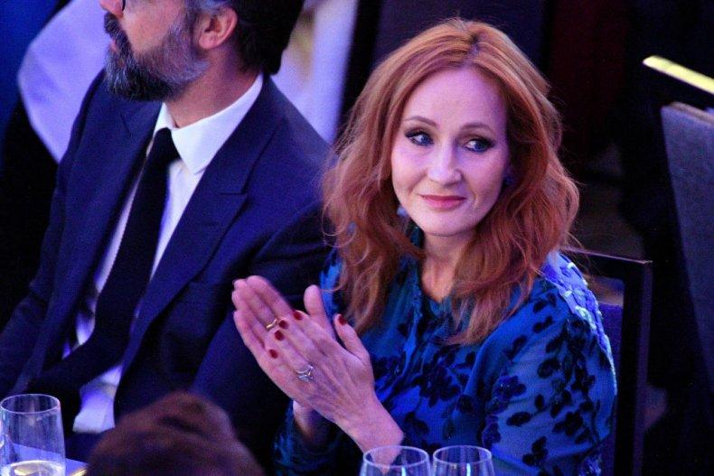 Harry Potter creator J.K. Rowling