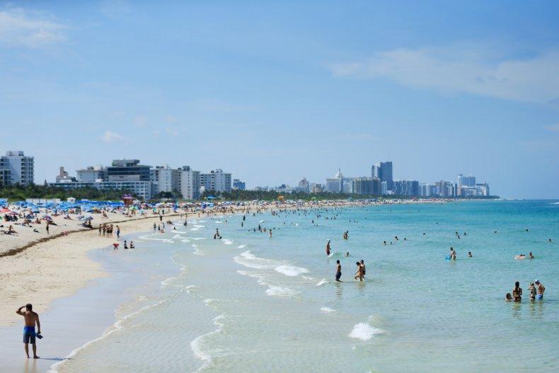 Miami reopening