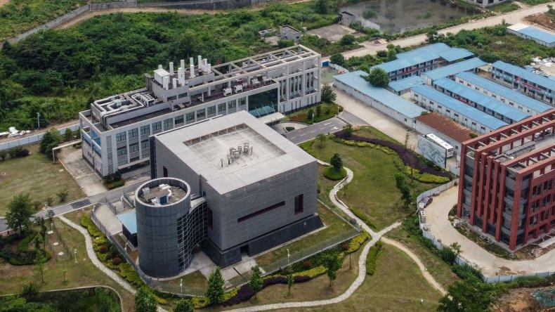 Wuhan Institute of Virology, coronavirus, covid19, getty