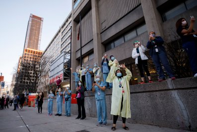 Toronto Heath Care Workers