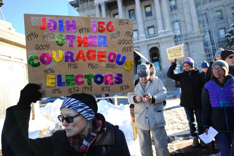 electoral college supreme court