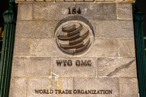WTO headquarters in Geneva, Switzerland