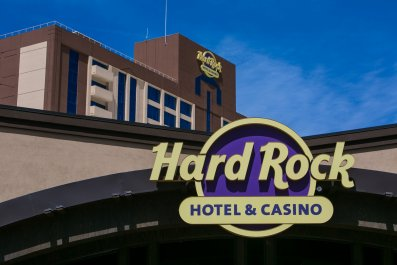 Hard Rock Casino in Stateline, Nevada