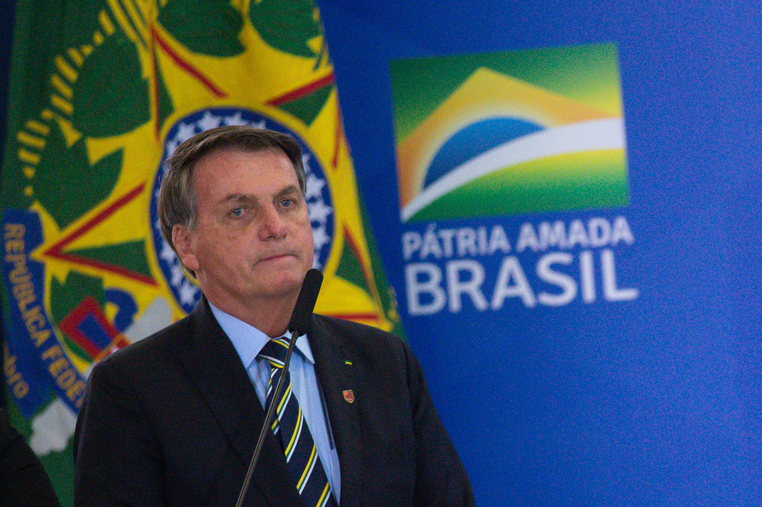 Brazilian President Bolsonaro undergoes MRI, COVID-19 test scheduled