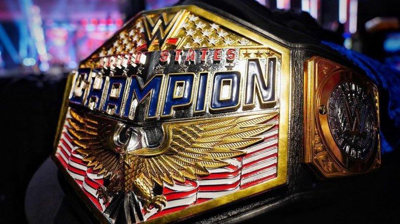 wwe new united states champion design