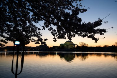 Jefferson Memorial in Washington, D.C.