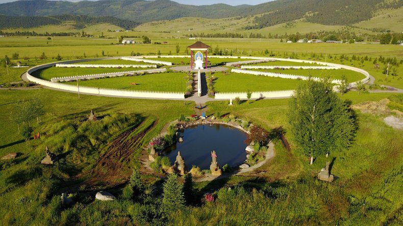 Montana Garden of 1000 Buddhas