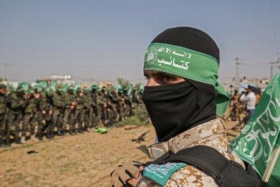 Hamas, IRan, proxies, West Bank, annexation, ISrael